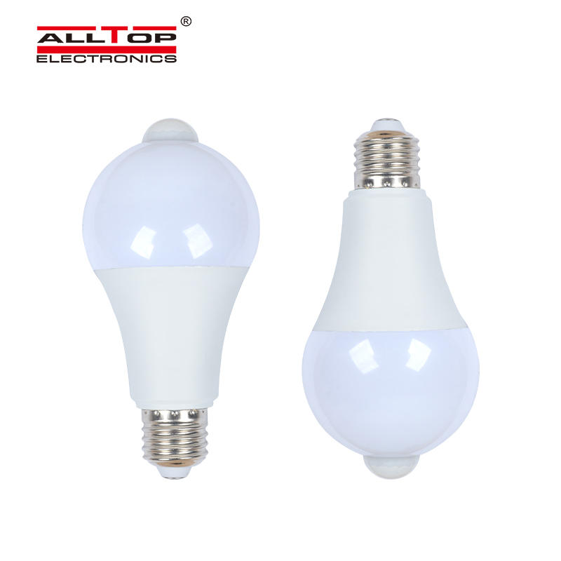 Auto On / Off Motion Sensor Bulb PIR LED Bulb Motion Sensor LED