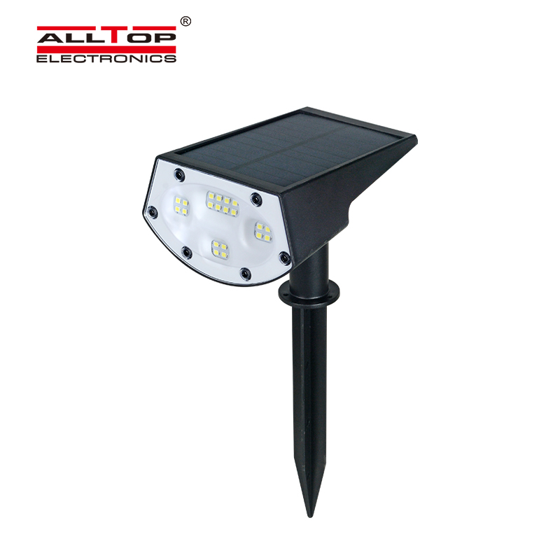 ALLTOP decorative outdoor solar garden lights manufacturers for landscape-1