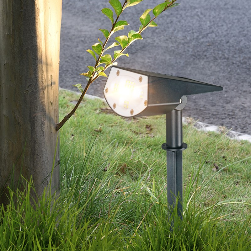 product-ALLTOP -IP65 Waterproof Outdoor LED Solar Rotating Garden Light-img-1