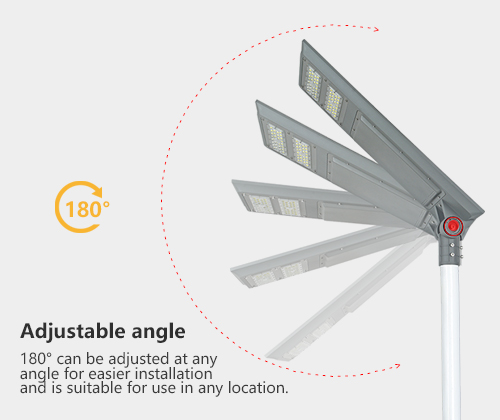 outdoor 60w all in one solar street light directly sale for garden-8