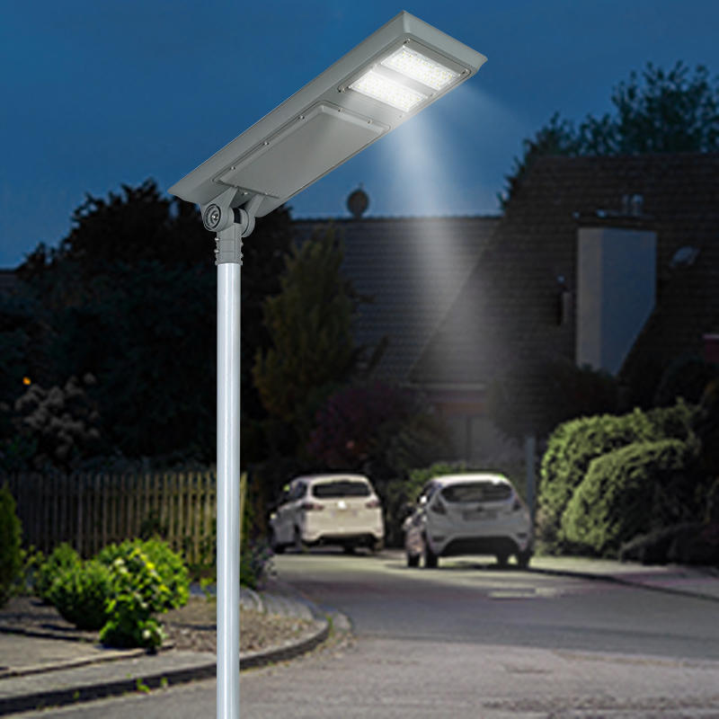 ALLTOP top selling solar led street light series for garden