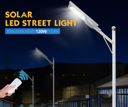 ALLTOP solar pole lights series for highway