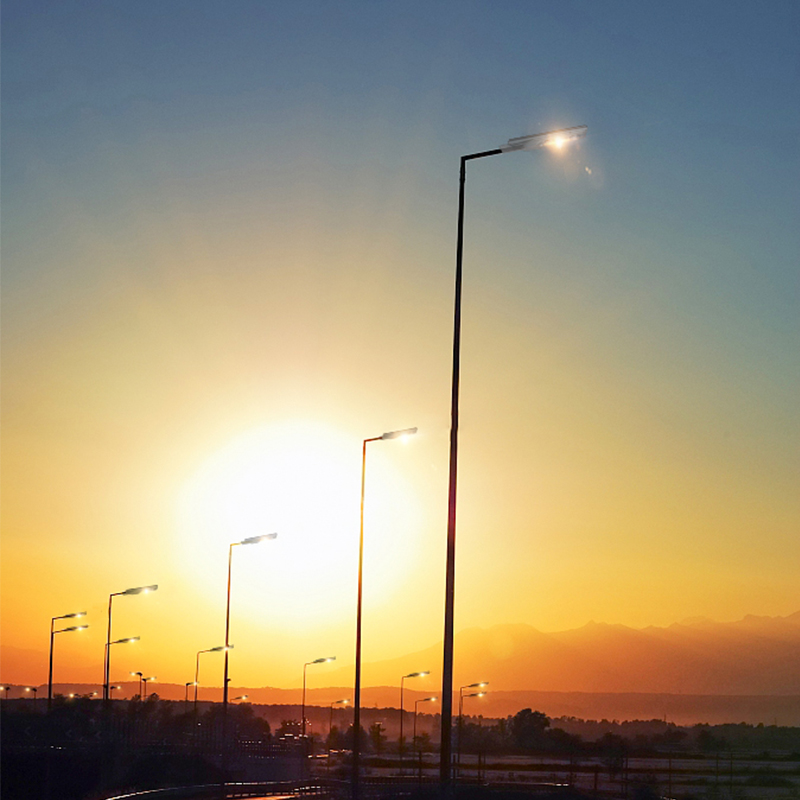ALLTOP solar pole lights series for highway-16