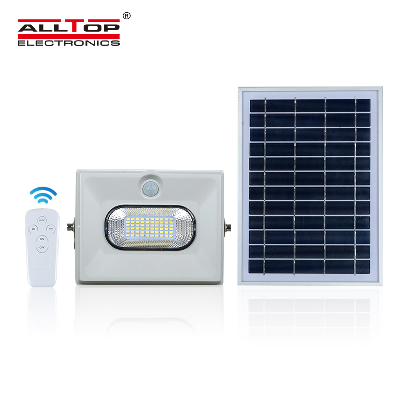 ALLTOP powered solar flood lamp suppliers for spotlight-1