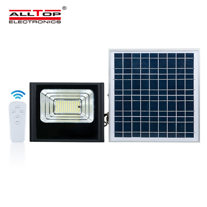high quality led solar floodlight manufacturers for spotlight-1