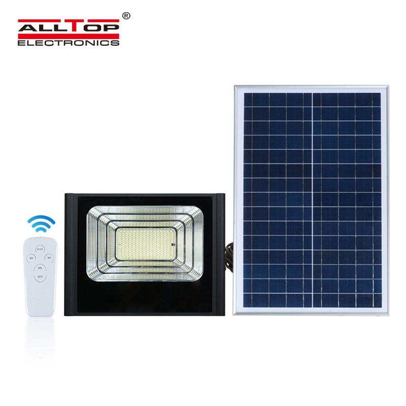 high quality led solar floodlight manufacturers for spotlight-2