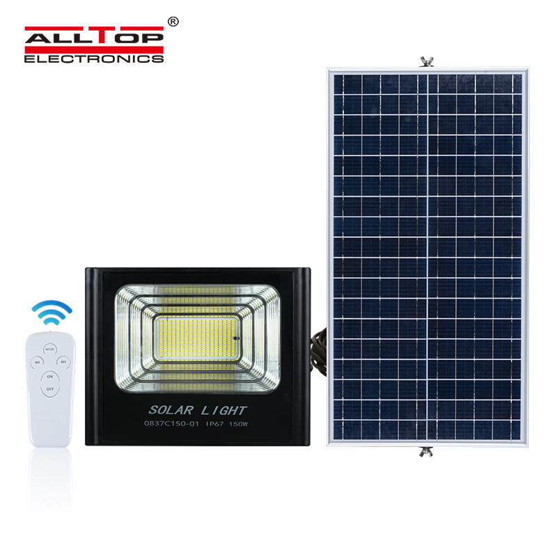 high quality led solar floodlight manufacturers for spotlight-3