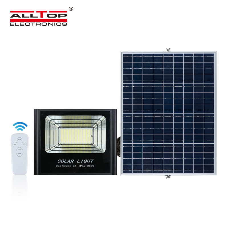 high quality led solar floodlight manufacturers for spotlight-4