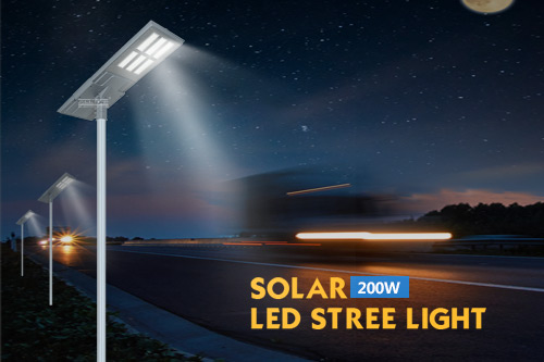 ALLTOP integrated street light with good price for garden-2