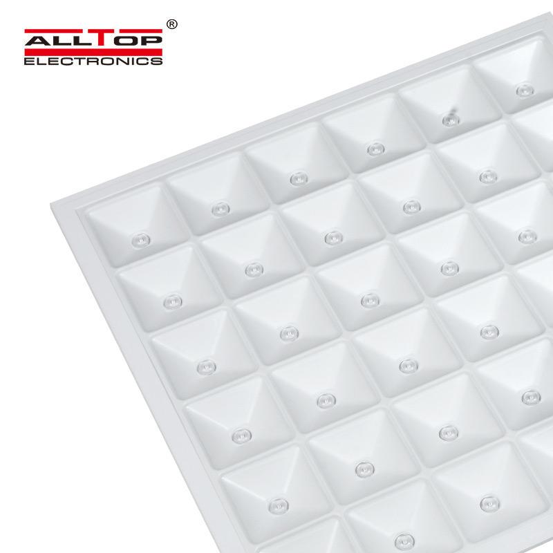 High quality modern interior square flat led panel lighting