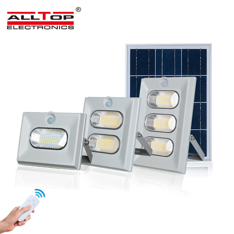 ALLTOP solar led flood light
