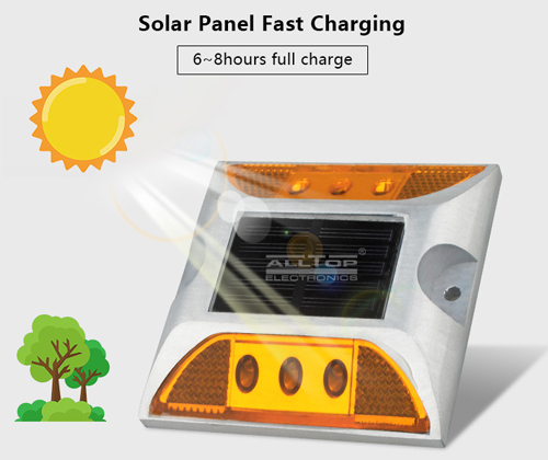 ALLTOP waterproof solar powered traffic lights suppliers factory for police-5
