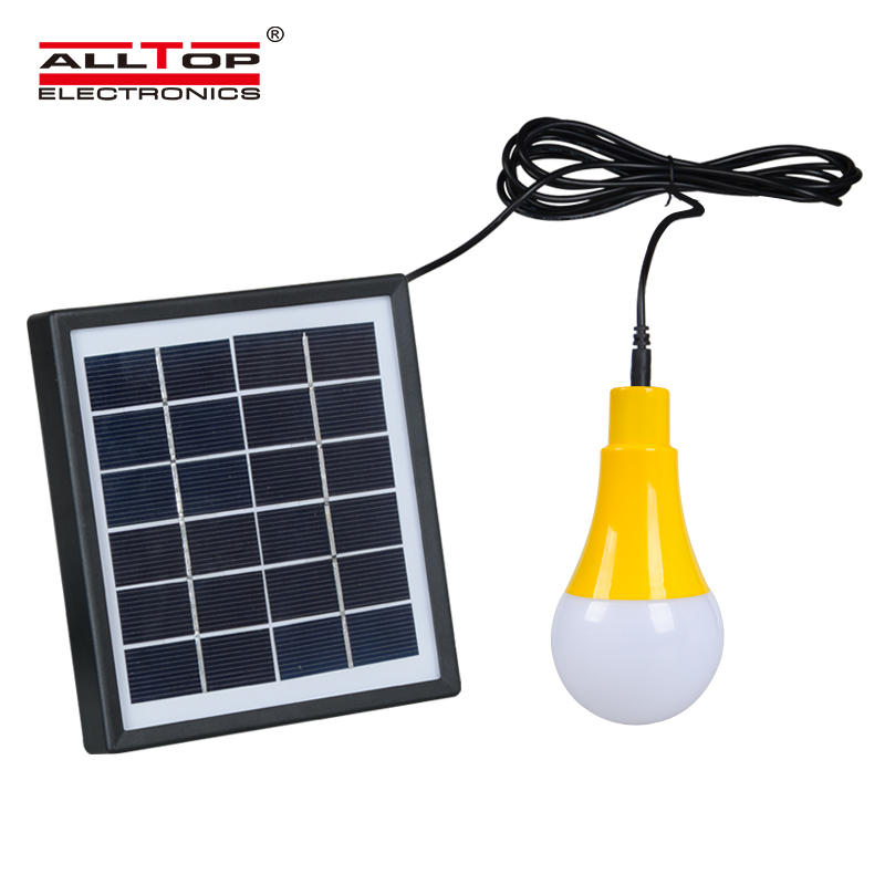 ALLTOP wall hanging solar lights wholesale for camping