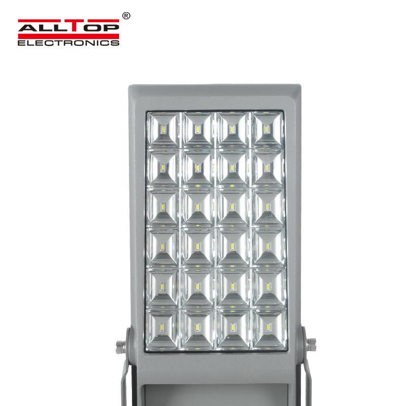 ALLTOP outdoor lighting solar led flood light