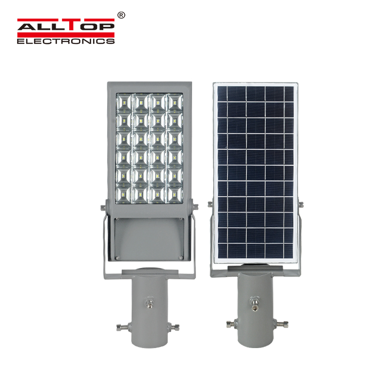 ALLTOP powered solar flood lights OEM for spotlight-4