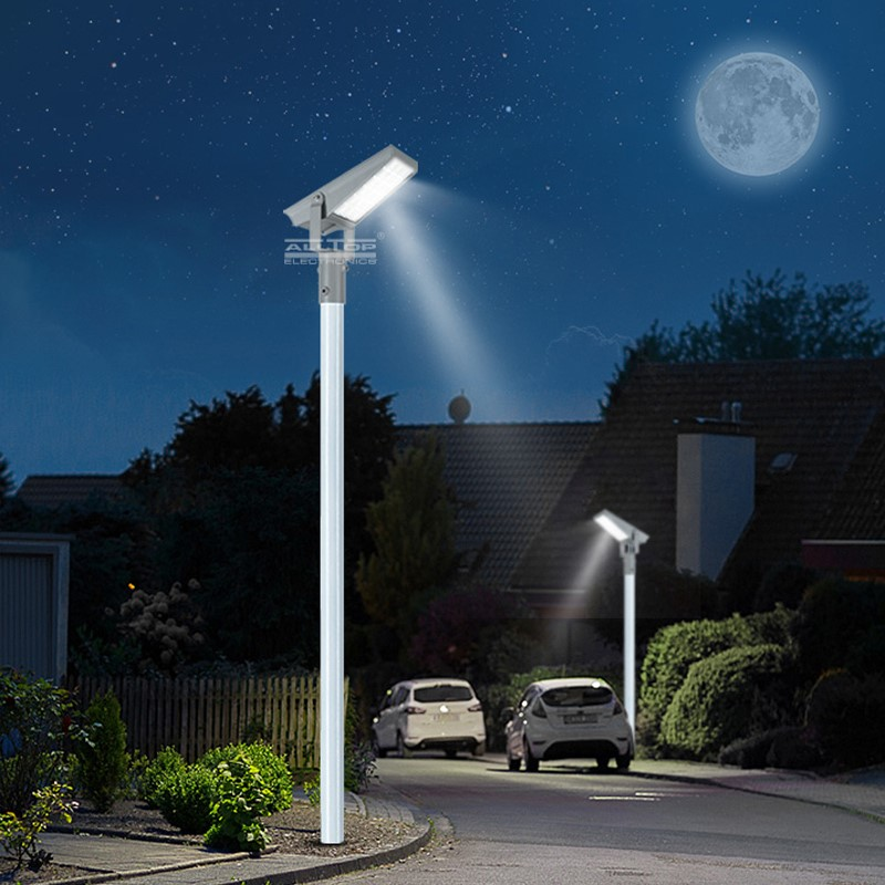 ALLTOP powered solar flood lights OEM for spotlight-13