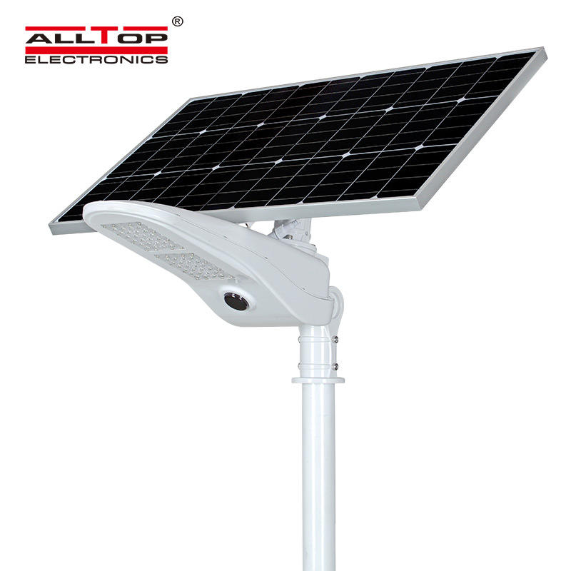 ALLTOP solar led street light factory for playground