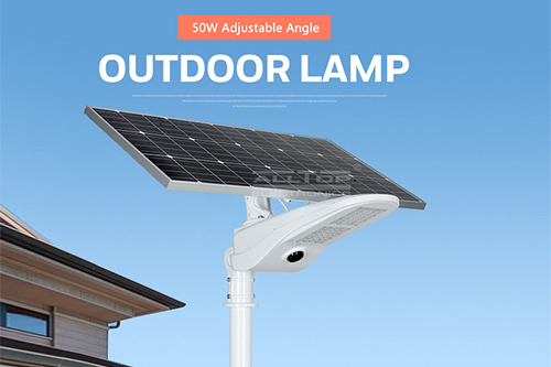 ALLTOP solar led street light factory for playground-3