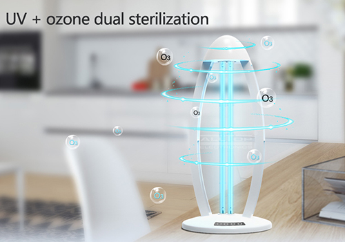 remote control disinfection lamp wholesale for air disinfection-5