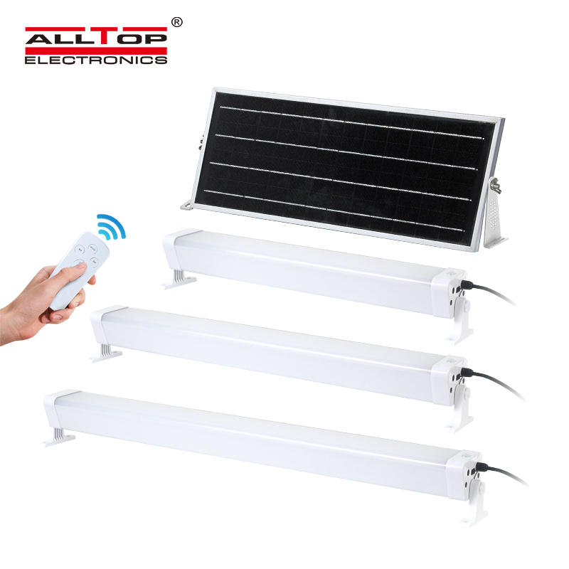 IP65 Solar LED Tri Proof Light