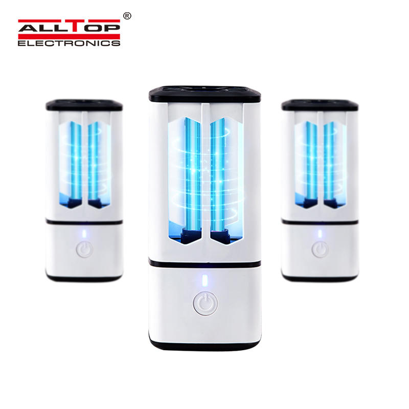 ALLTOP efficient germicidal uv lamps manufacturers for bacterial viruses