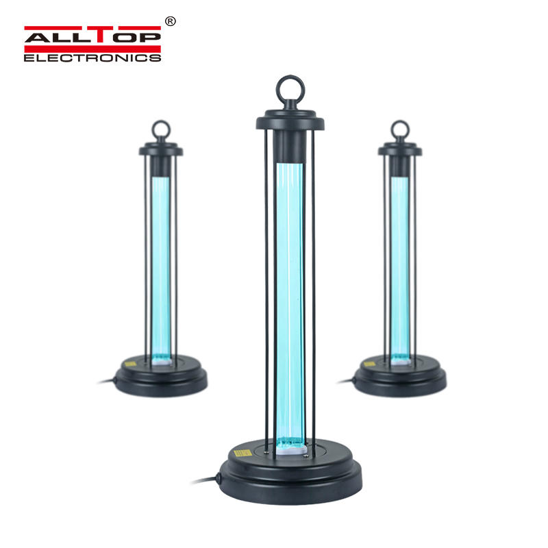Portable UV ultraviolet disinfection lamp