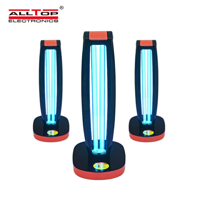 Portable Ultraviolet Lamp Ozone Germicidal Lamp UV Sterilizer