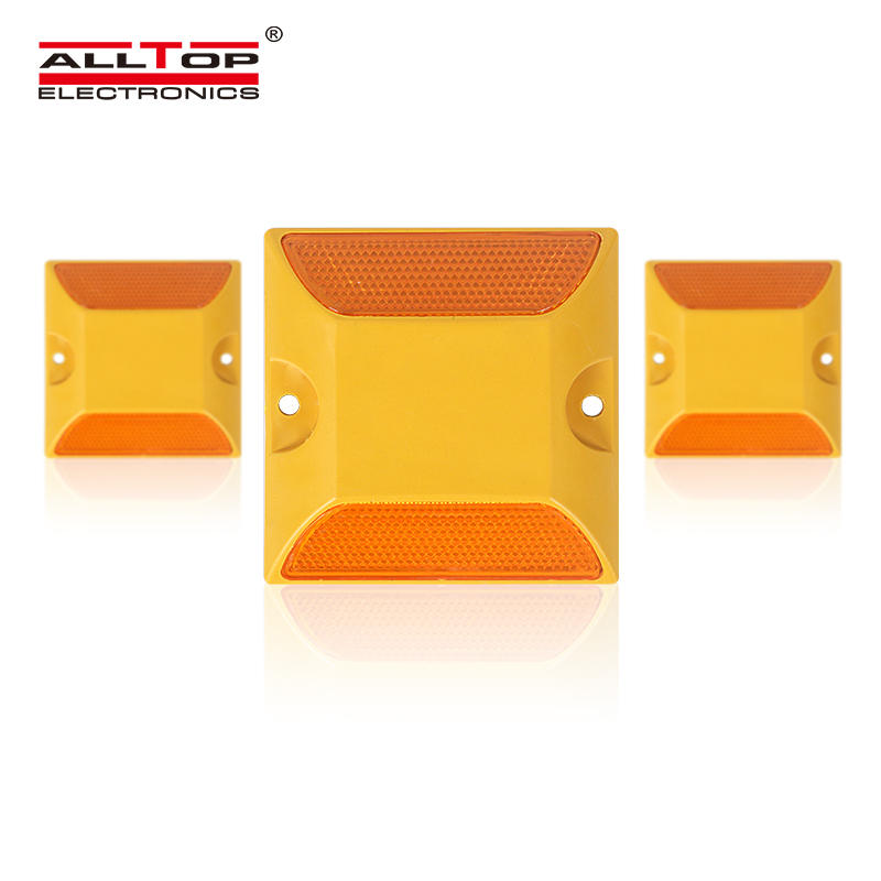 ALLTOP solar powered traffic lights company supplier for workshop