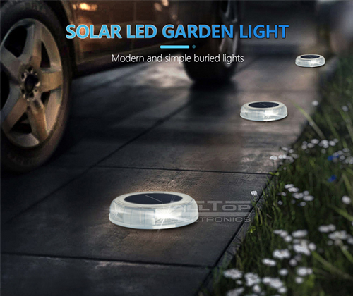 high quality solar outdoor walkway lights supply for decoration-2