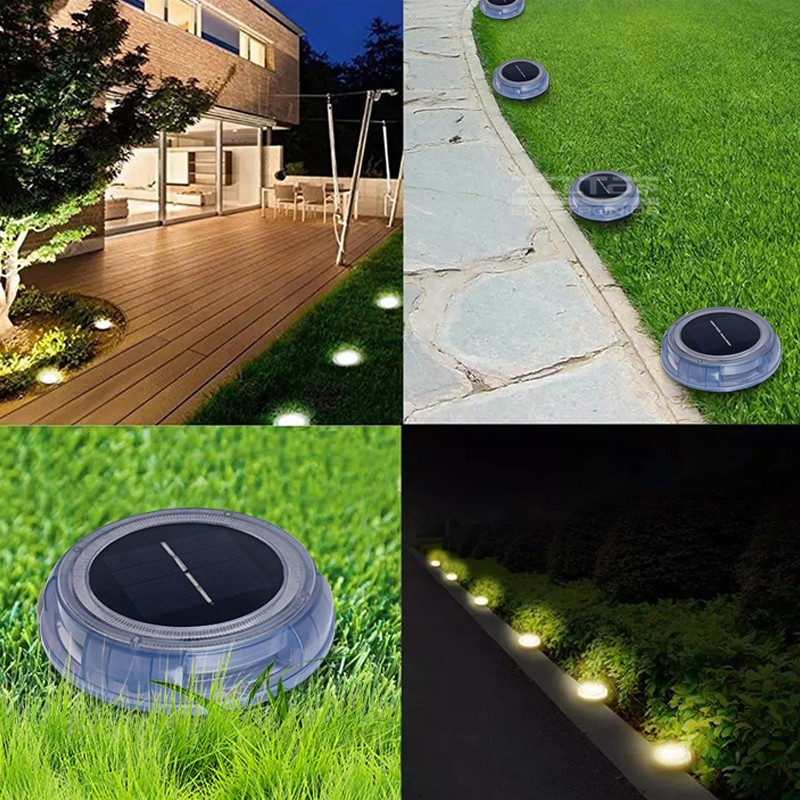 high quality solar outdoor walkway lights supply for decoration-10