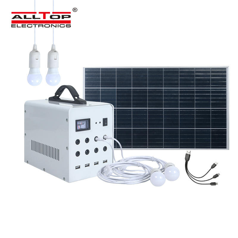 ALLTOP Portable smart home solar home system