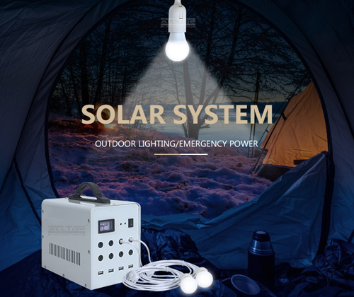 product-ALLTOP -ALLTOP Portable smart home solar home system-img