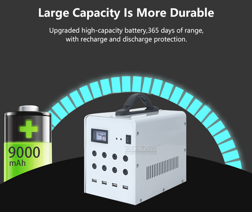 product-ALLTOP Portable smart home solar home system-ALLTOP -img