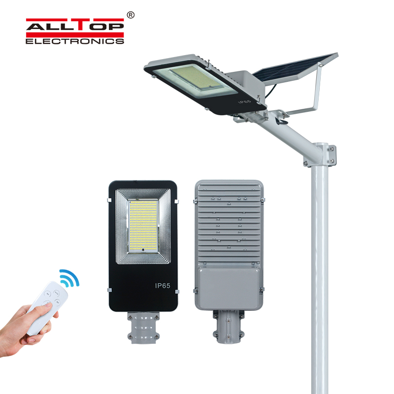ALLTOP solar light for road factory for outdoor yard-1