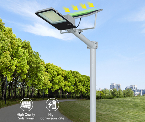 ALLTOP solar light for road factory for outdoor yard-5