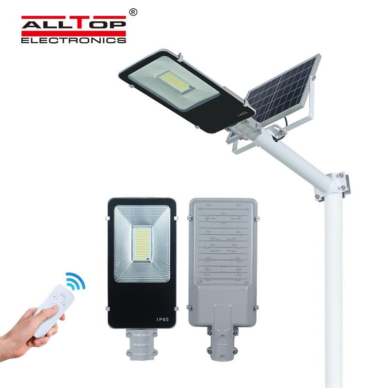 ALLTOP Energy-saving street light waterproof IP65 super bright solar street light street light