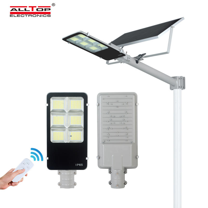 ALLTOP Energy-saving street light waterproof IP65 super bright solar street light street light