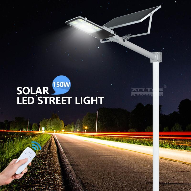 factory price solar led street light directly sale for landscape