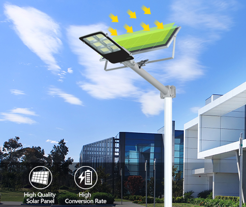energy-saving solar led street light factory for landscape-5