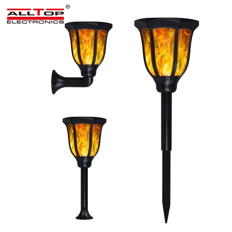 ALLTOP energy saving best solar lawn lights company for landscape-1