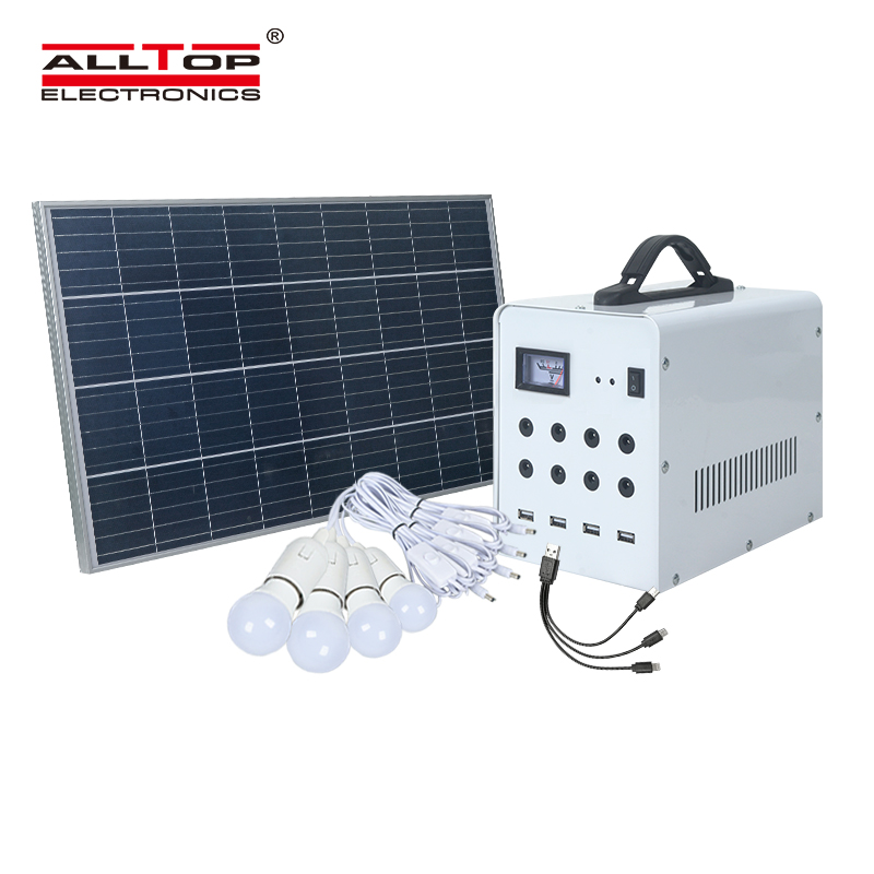product-ALLTOP -solar power generation system-img