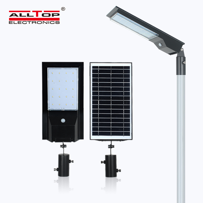 energy-saving 12w solar street light wholesale for lamp-1