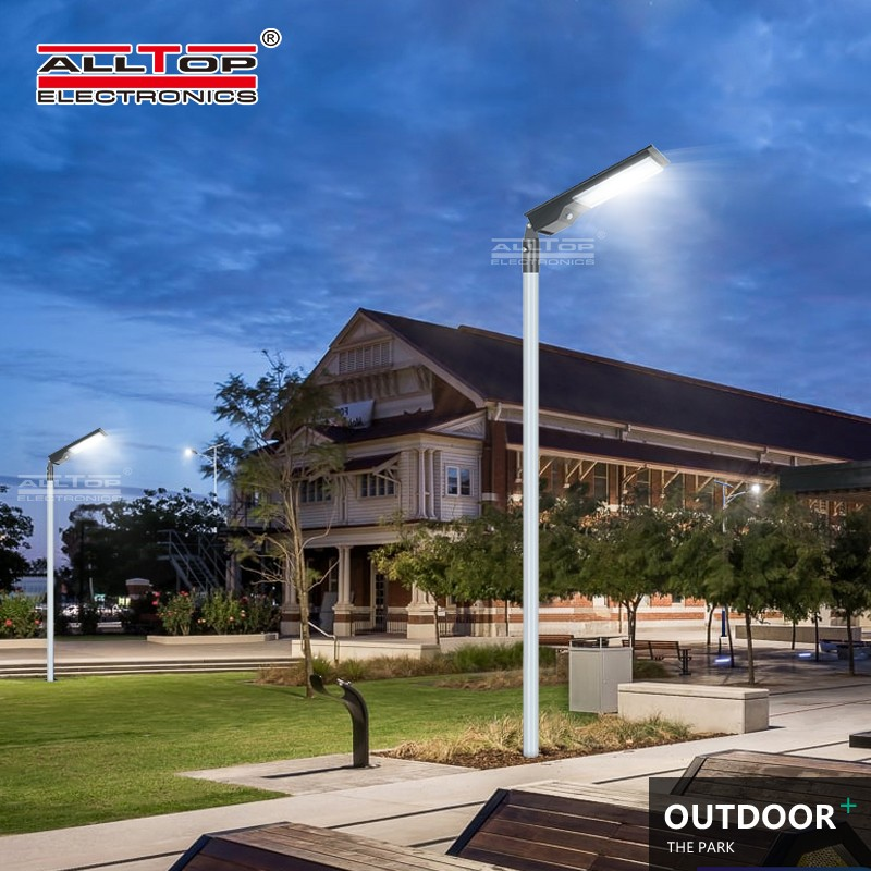 factory price 12w solar street light supplier for landscape-9