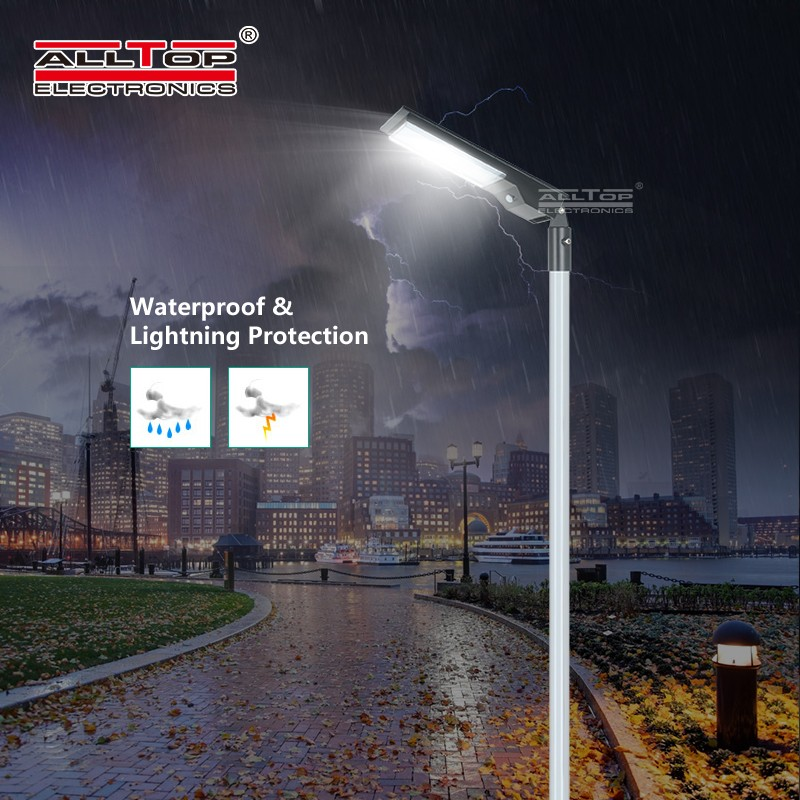 energy-saving 12w solar street light wholesale for lamp-11