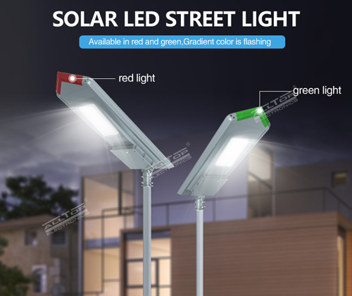 ALLTOP waterproof all in one solar street courtyard light supplier for highway-2
