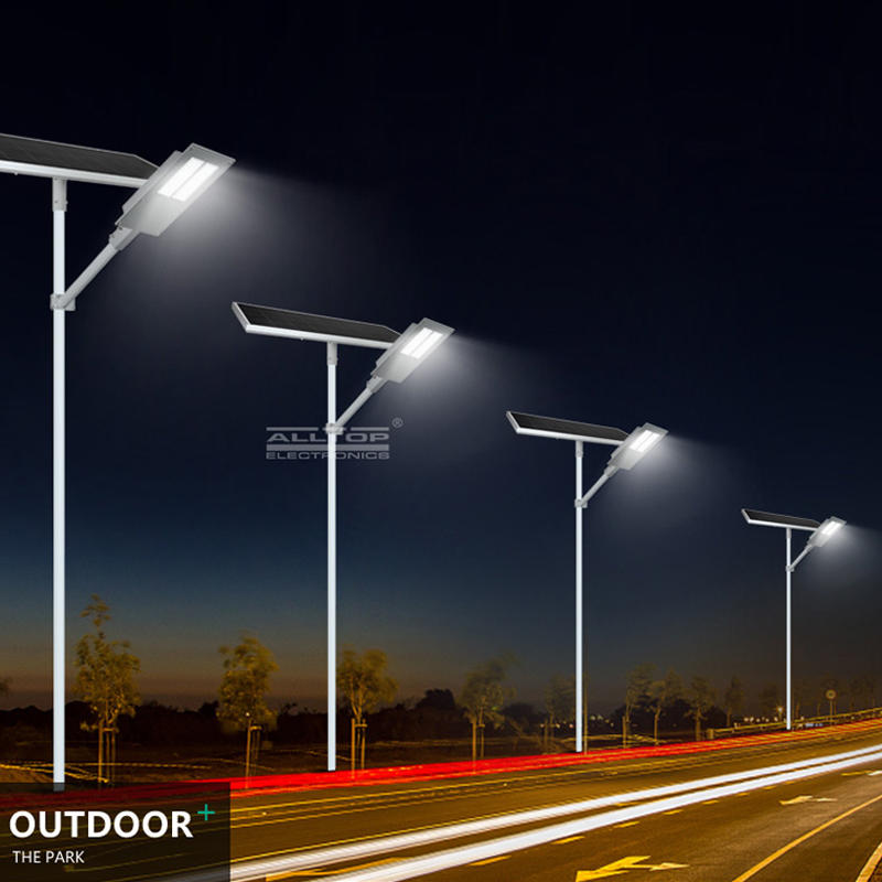 solar road lamp directly sale for outdoor yard