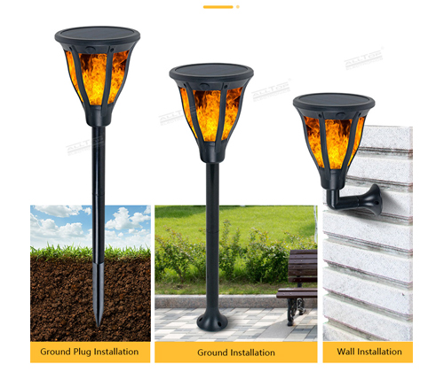 ALLTOP energy saving best solar lawn lights company for landscape-6