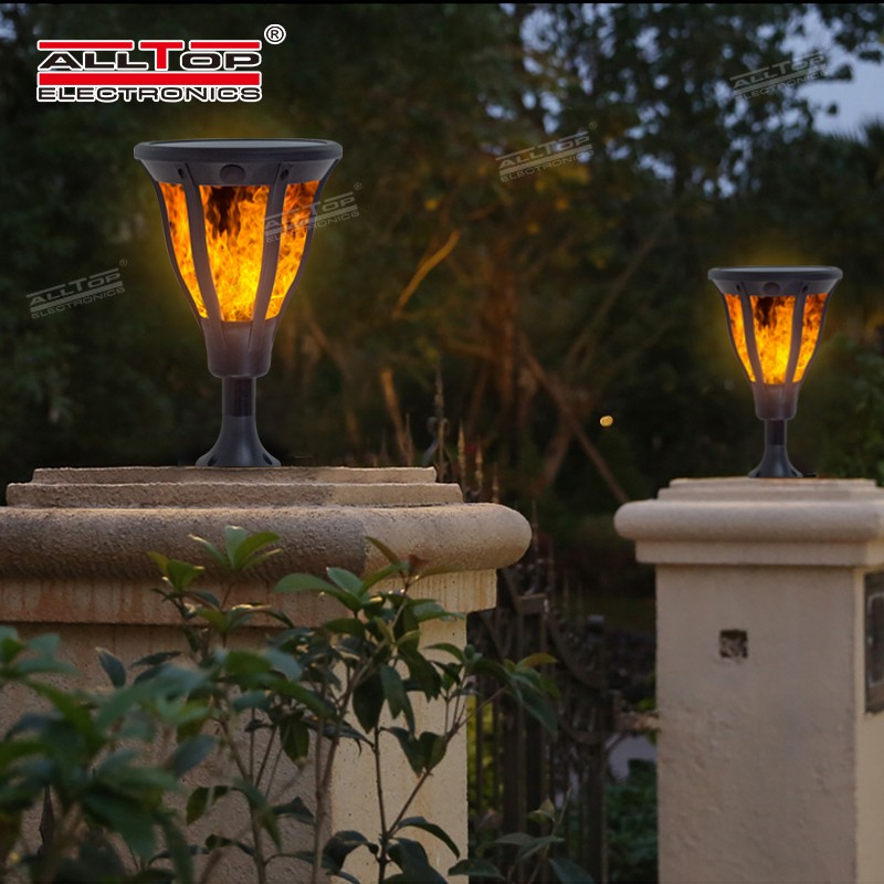 fancy design wholesale solar garden lights factory for landscape-9