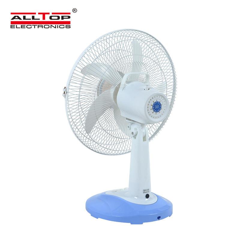 ALLTOP Hot sale high quality motor AC/DC electric three wind speed solar fan