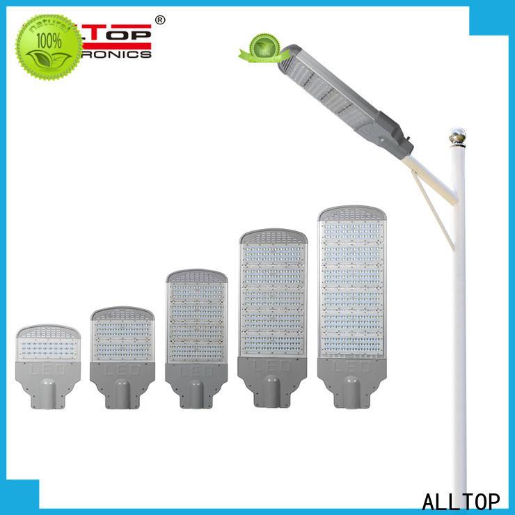 ALLTOP led street light supply for park